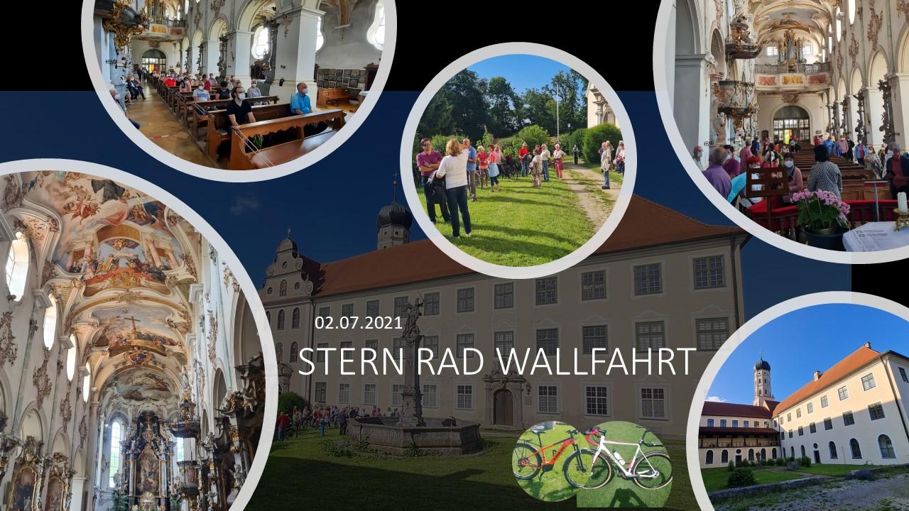 Stern Rad Wallfahrt 2021